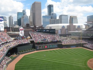 Target Field: Home of the Minnesota Twins