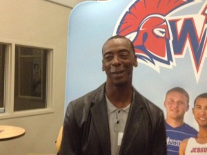 Cardinal great Willie McGee.