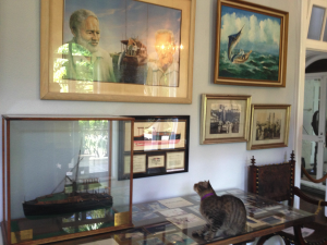 The Hemingway House